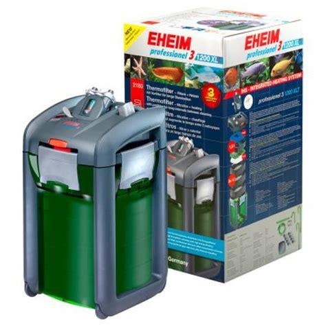 Pompa Aquarium Manual eheim professionel 3 thermo 1200 xlt filtre ext 233 rieur