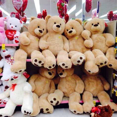 walmart day teddy bears sized teddy on the hunt