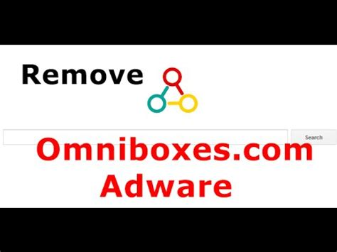 Omniboxes Removal Guide | how to remove omniboxes com omnibox omniboxes removal