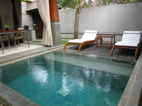 Bali Hotel Room With Pool by Hotel Review The Kayana In Seminyak Bali Travelsort
