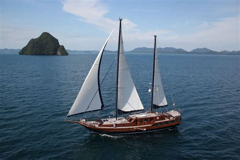 fast boats in thailand capricorn yacht charter details thailand gulet charter