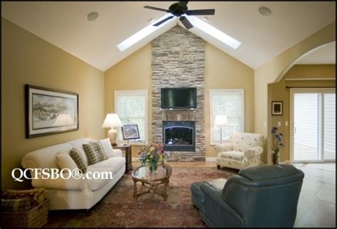 Vaulted Ceiling Fireplace Ideas by Fireplace With Cathedral Ceiling Family Room Flats Colors And