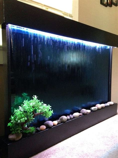 indoor waterfall for wall traditional to contemporary