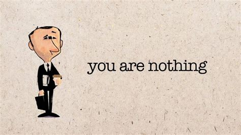 You Nothing you are nothing teaser 2