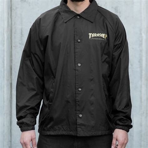 Skate Mag Coach Jacket 11 best brand thrasher hoodie images on