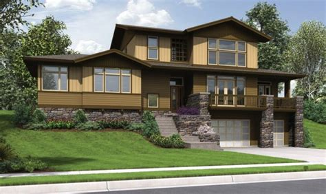 amazing house plans for sloping lots 2 front sloped lot 12 amazing sloped lot house plans house plans 61074