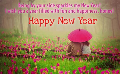 new year wishes to fiance happy new year messages for boyfriend wishesmsg