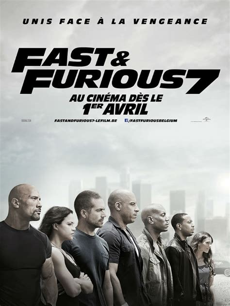 misteri film fast and furious 7 critique fast furious 7 cin 233 rama