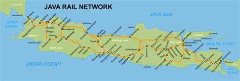 peta jalur kereta api malioboro