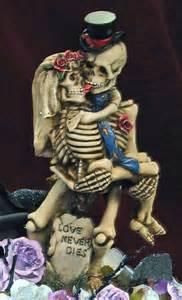 skeleton cake topper wedding cake toppers skeleton wedding cake toppers