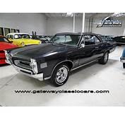 1966 Pontiac LeMans  Information And Photos MOMENTcar