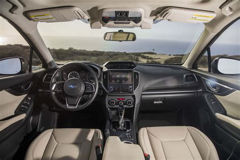 subaru impreza 2017 interior all new 2017 subaru impreza bows in new york automobile