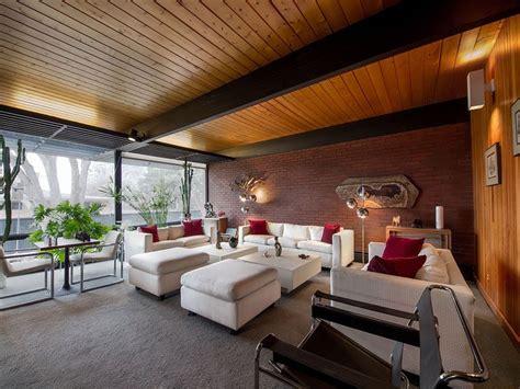 popular mid century modern house plans interior modern