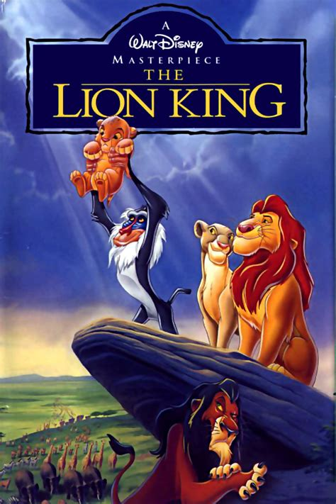 video film lion king the lion king plenty of popcorn