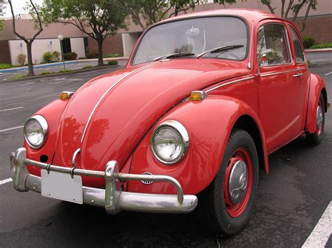 volkswagen red car volkswagen beetle red old volkswagen
