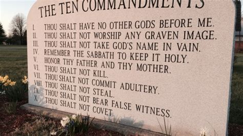where in the bible does it talk about tattoos ten commandments united church of god