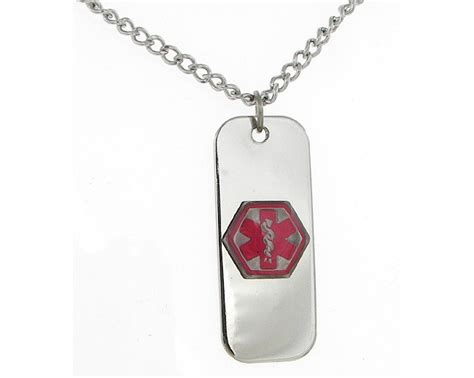 pre engraved alert necklaces forgettingthepill