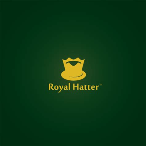 Royal Green royal hatter logo design gallery inspiration logomix