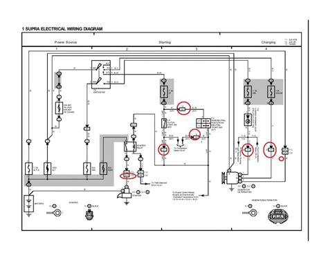 2jz alternator wiring diagram wiring diagram with