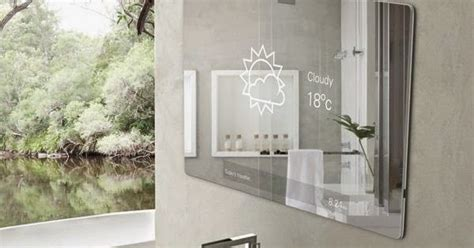 Cermin Kamar Mandi Minimalis contoh cermin pada ruang kamar mandi minimalis modern