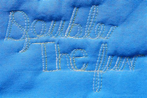 Bernina Quilt Motion by Free Motion Quilting With A Needle Weallsew