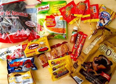 Snack Cho Cho Crunch mexico food package sent to japan check out the complete