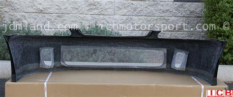 backyard special front bumper backyard special bys ek9 front bumper 99 00 96 98 no