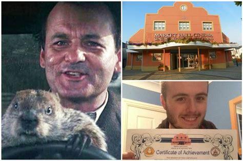 groundhog day marathon imitates as cinema endure groundhog day