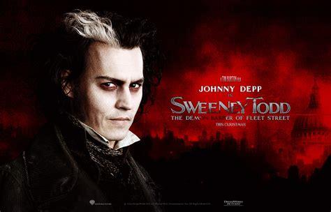sweeney todd the demon barber of fleet street 2007 imdb johnny depp johnny depp in 2007 sweeney todd the demon