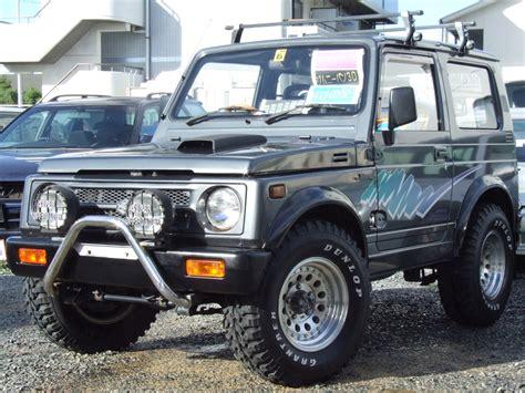 Suzuki 4wd Suzuki Jimny 4wd Turbo 1992 Used For Sale