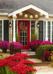 ideas front:  beautiful front door decorations and designs ideas freshnist