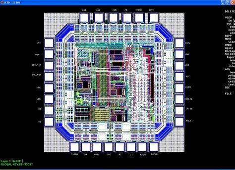 integrated circuits in diy integrated circuit design with mosis mightyohm