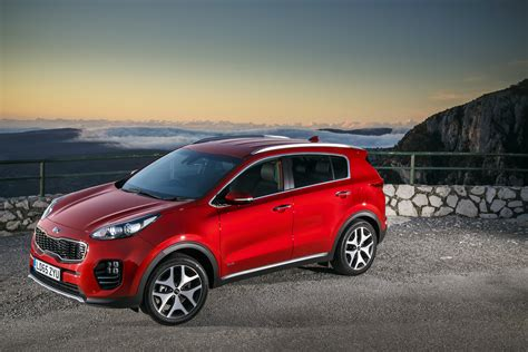 Car Dealer Kia Kia Receives 1 500 Orders For Its New Sportage In Just