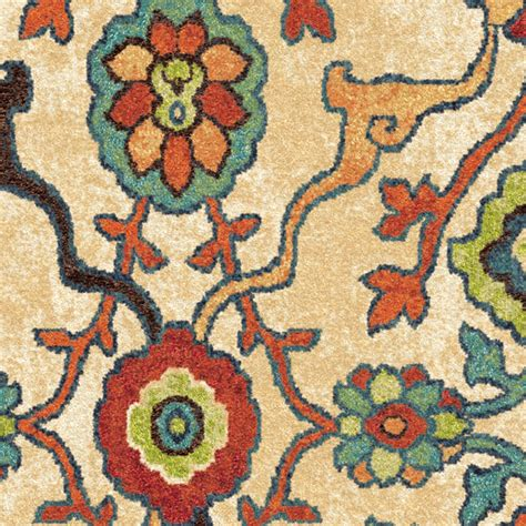 bright colored area rugs orian rugs bright color floral tibet multi area large rug