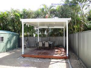 Free Standing Patios by Free Standing Patio Solarspan Roofing With Wire