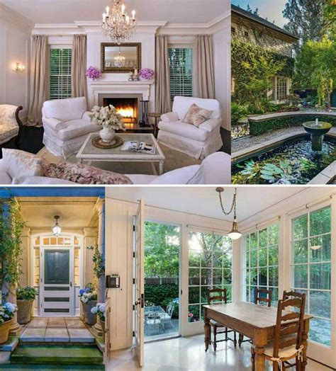 Cool Houses Com by The Quaint New La Home Of Jennifer Lawrence