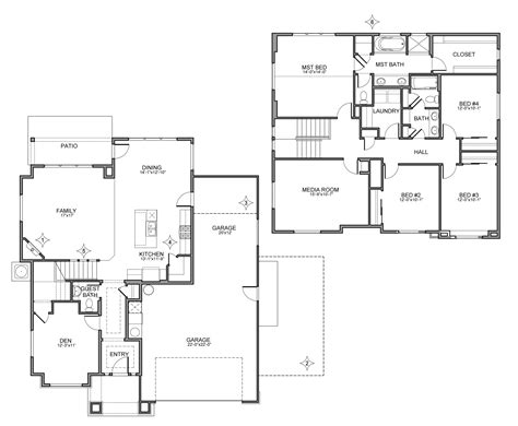 magnolia homes floor plans magnolia tuscany
