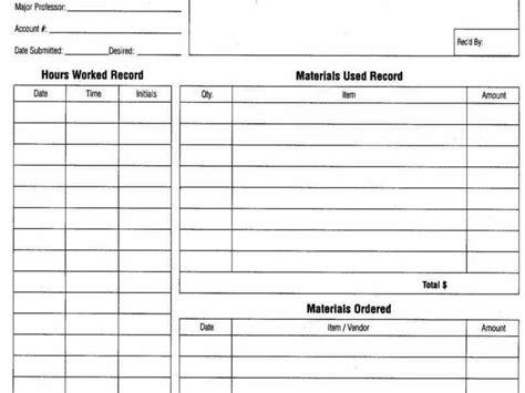 customer order form template excel order form template excel sle templatex1234