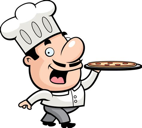 chef clipart chefs and food clip free vector 4vector