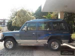 1989 Mitsubishi Pajero Mitsubishi Pajero Exceed 2 8d 1989 For Sale In Rawalpindi