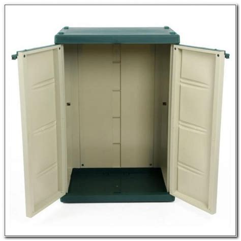 Plastic Outdoor Storage Cabinet Outdoor Plastic Storage Cabinets With Doors Cabinet Home Design Ideas 0yrzd3dy7b