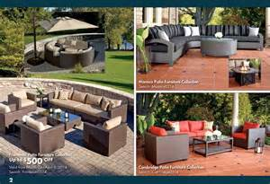 Costco Canada Patio Furniture by Furniture Photography Displayed In Costco Online Flyer