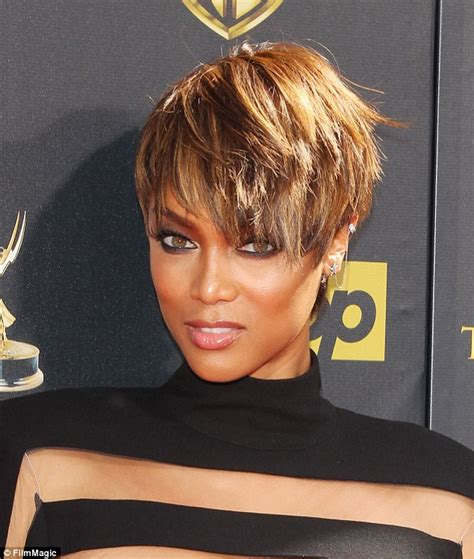 how do me mekaup haircut full dailymotion tyra banks bares her morning face on instagram without