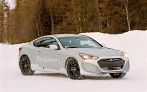 Top Speed Hyundai Genesis Coupe 2016 Hyundai Genesis Coupe Picture 616102 Car Review