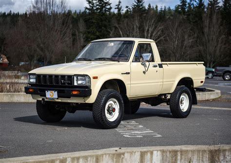 1983 Toyota Truck 1983 Toyota 4 215 4 Bring A Trailer