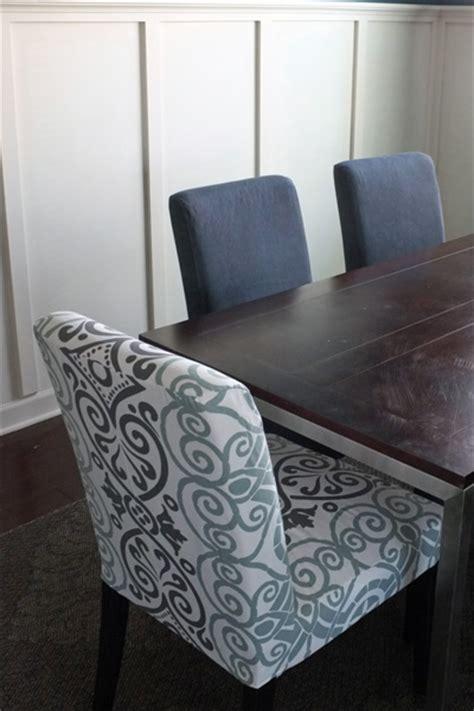 Diy Dining Chair Slipcovers Diy Dyed Slipcovers School Of Decorating By Jackie Hernandez