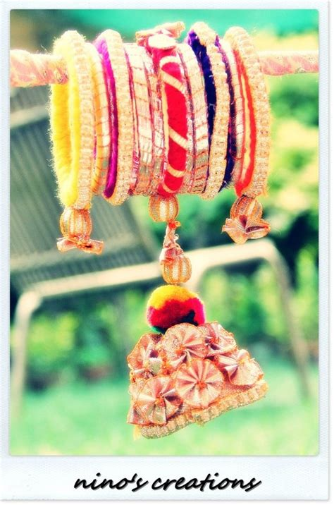 Handmade Bangles Designs - 17 best images about jewlery ideas on