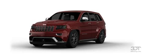 3dtuning of jeep grand suv 2014 3dtuning