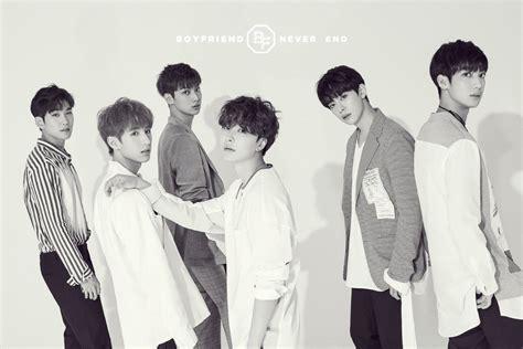 for boyfriend update boyfriend reveals preview for new mini album