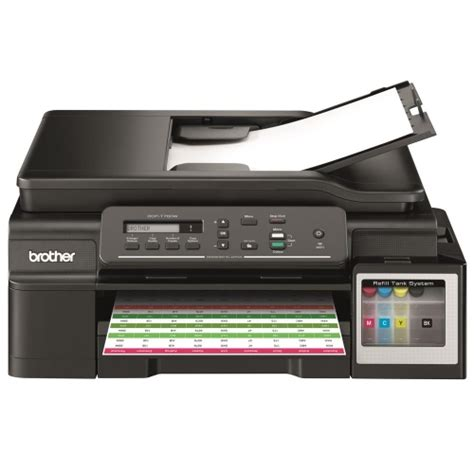 Printer Dcp T700w dcp t700w colour inkjet printer